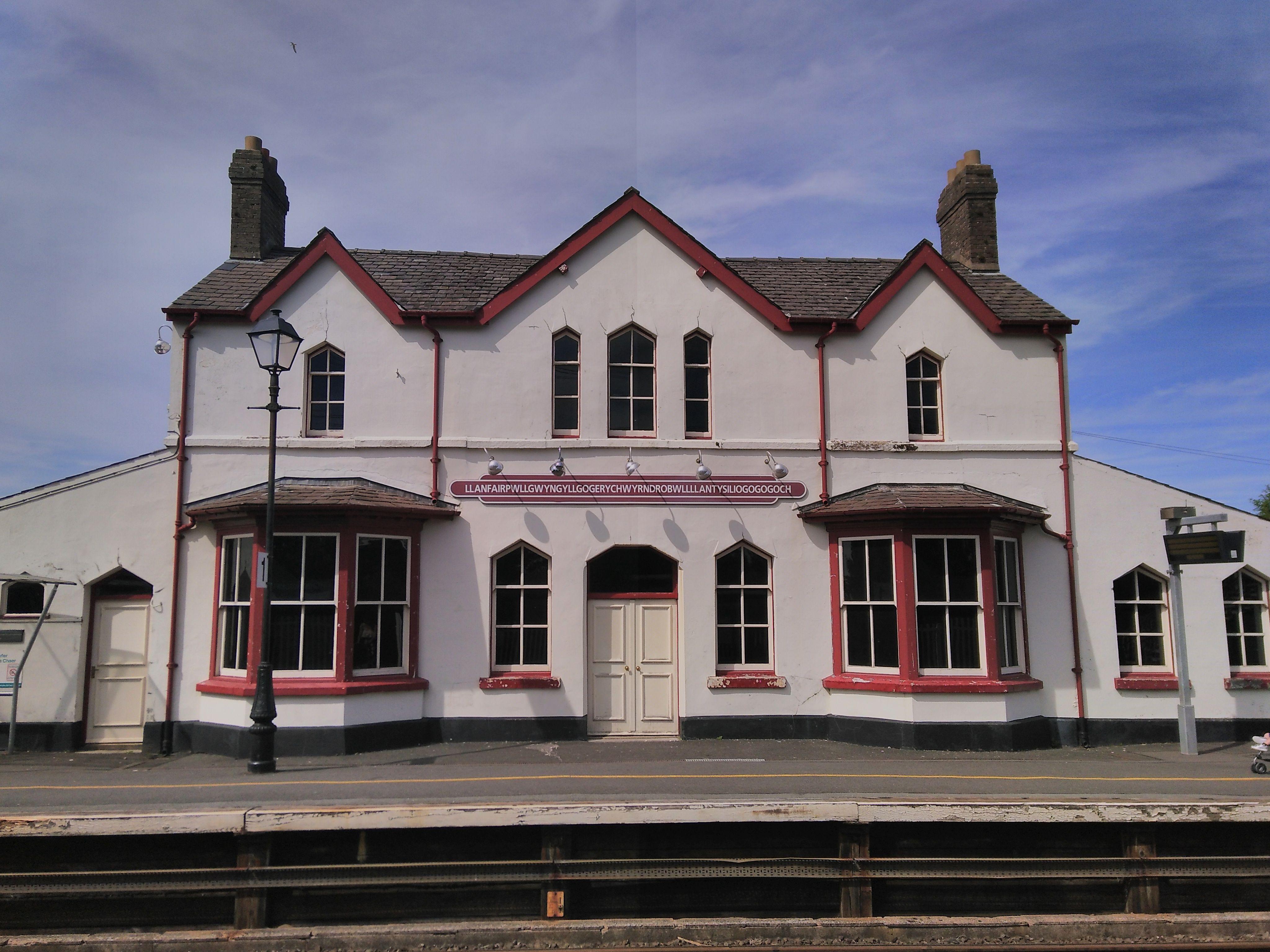 Llanfairpwllgwyngyll Is A Welsh Village On The Island Of