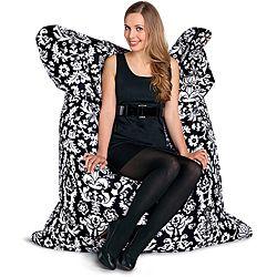MAKE THIS!!!  Sitting Bull Marie Antoinette Fashion Bean Bag