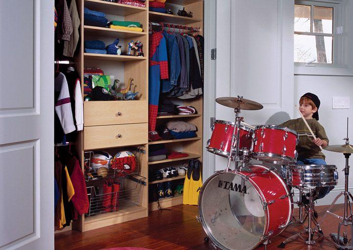 Perfect Kidsu0027 Reach In Closet   TransFORM | The Art Of Custom Storage Transformhome.