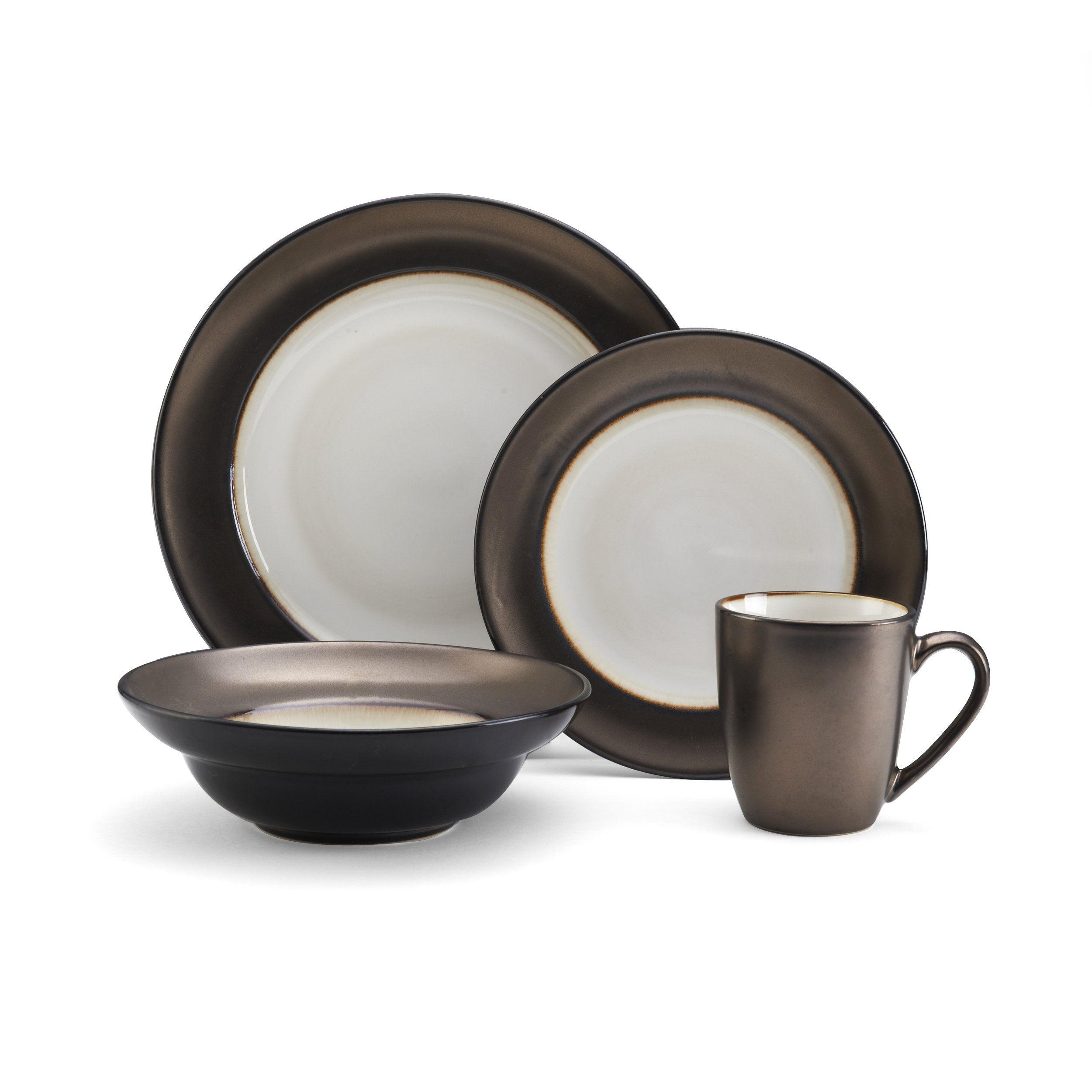 Pfaltzgraff Dorchester 16 Piece Dinnerware Set