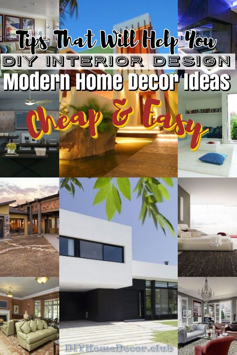 Diy Home Improvement Advice That Can Save You Time And