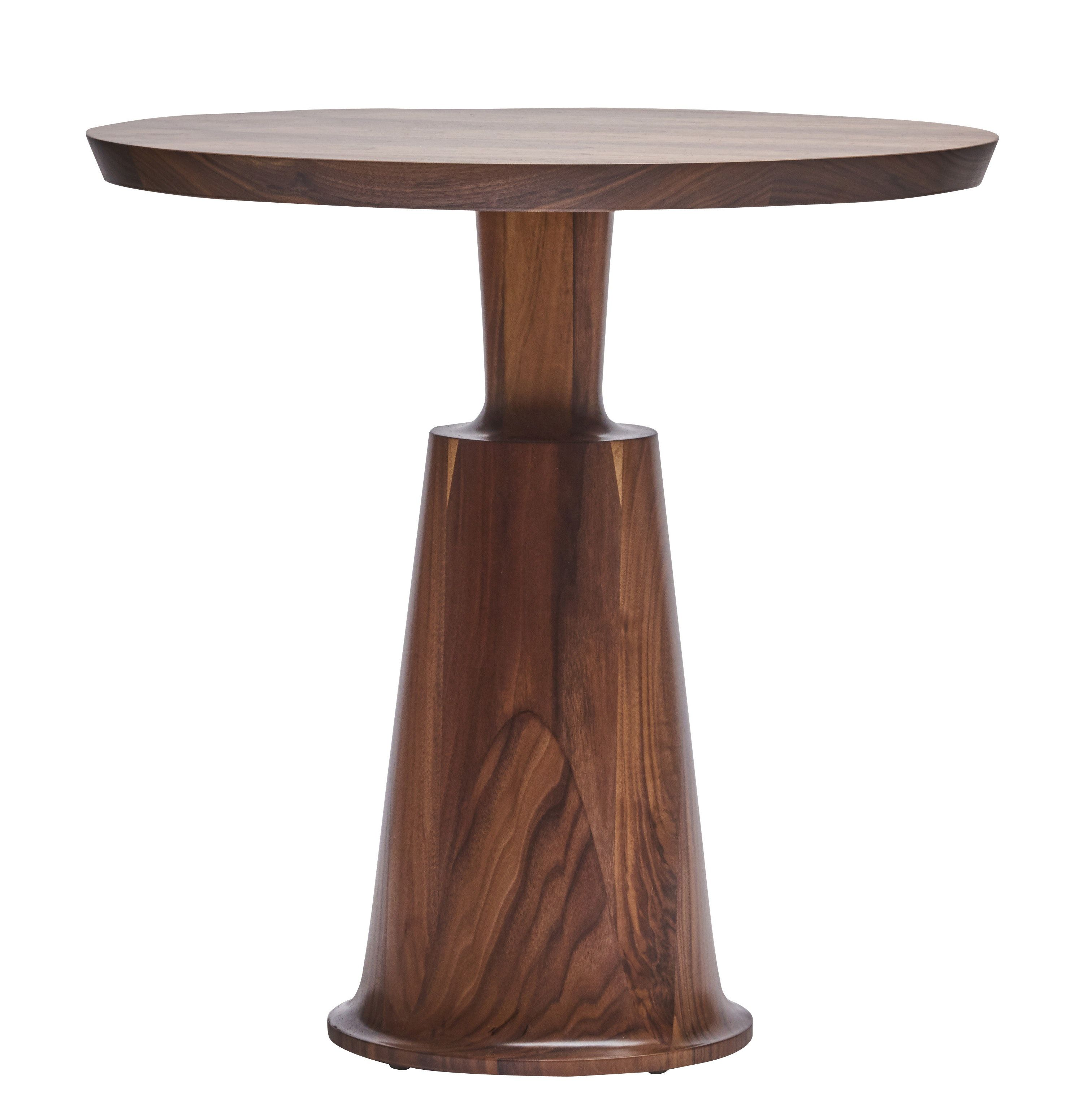 Bullet Side Table   Contemporary Transitional Side U0026 End Tables   Dering  Hall