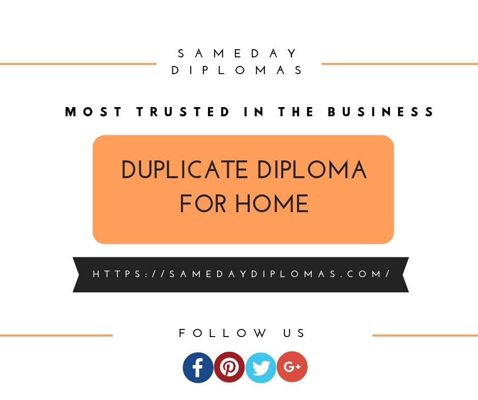 make fool your friends and family with counterfeit certificates you can order authentic looking duplicate diplomas for office order today