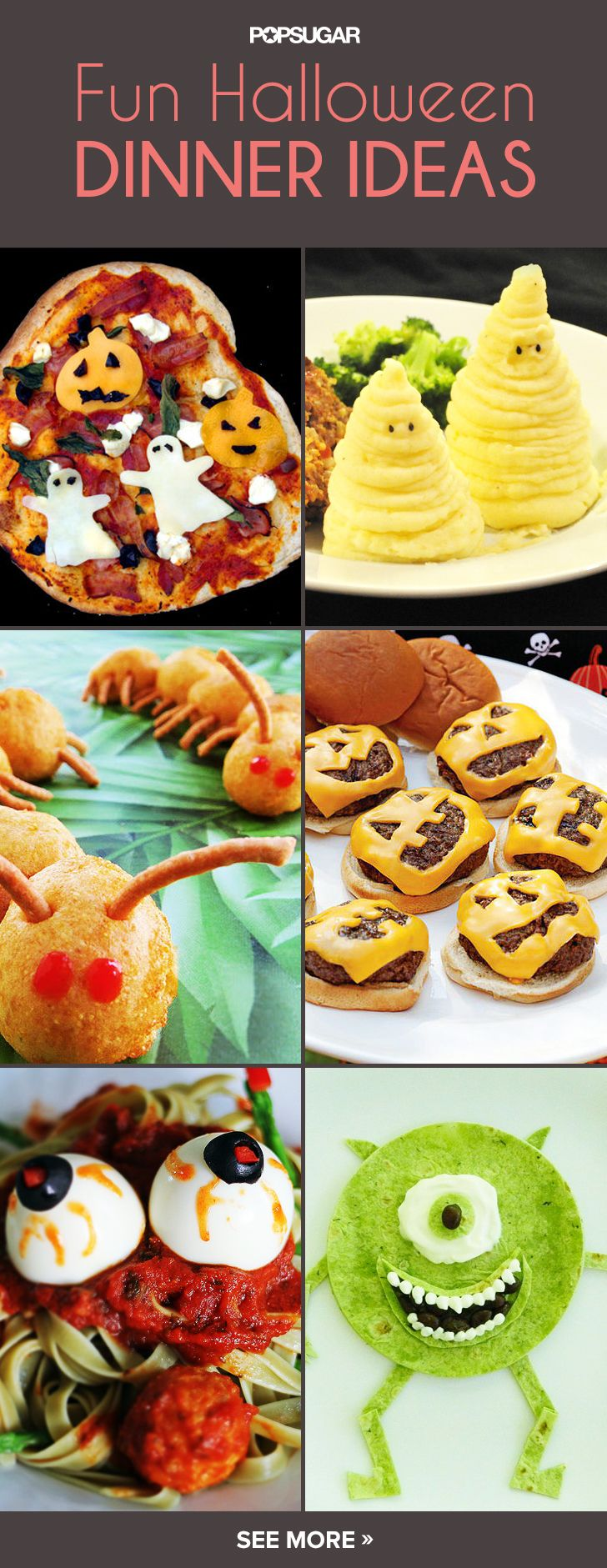 Spooktacular Eats: 12 Fun Halloween Dinner Ideas