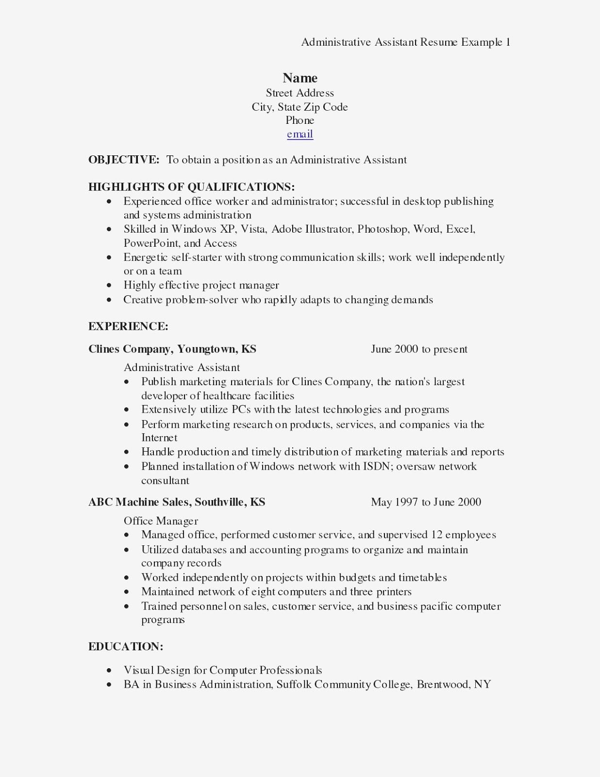 Marketing Assistant Resume Example Assistant Marketing Manager Resume Examples 2019 Mark Administrative Assistant Resume Resume Examples Best Resume Template