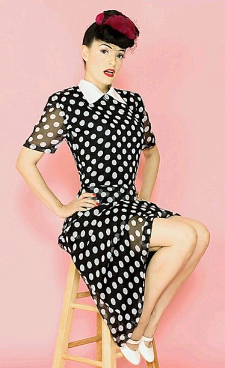 Pin By Angel Turner On Gear Retro Dress Pinup Girl Clothing Retro Outfits