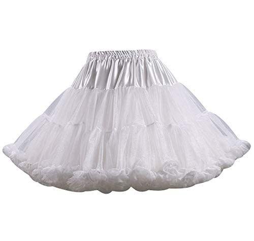 in vendita 0aeb5 b3b65 Tutu Donna Gonna Tulle Corta tutù per Danza Ballerina Gonne in ...