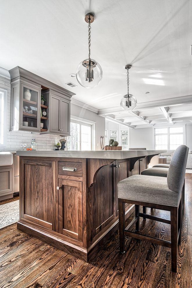 Best Walnut Cabinet Kitchen With Walnut Cabinet Kitchen Island 640 x 480