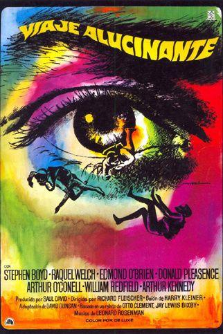 28. Viaje alucinante (Richard Fleischer, 1966)