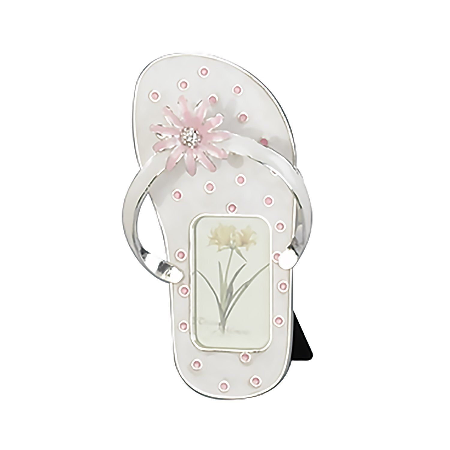 GLITTERING FLIP FLOP PHOTO FRAME - Picture Frame ** Details can be ...