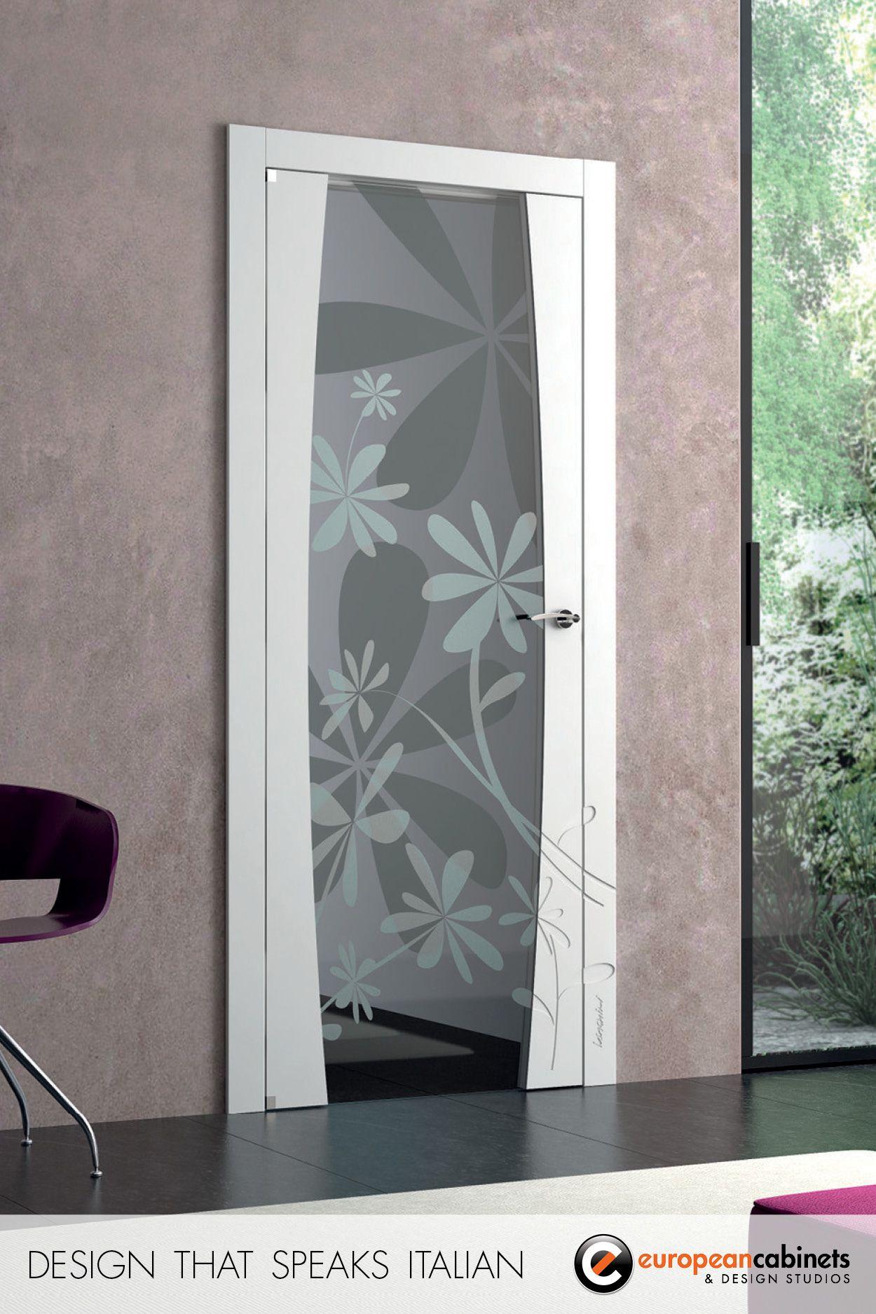 Exterior glass doors business - Interior Door