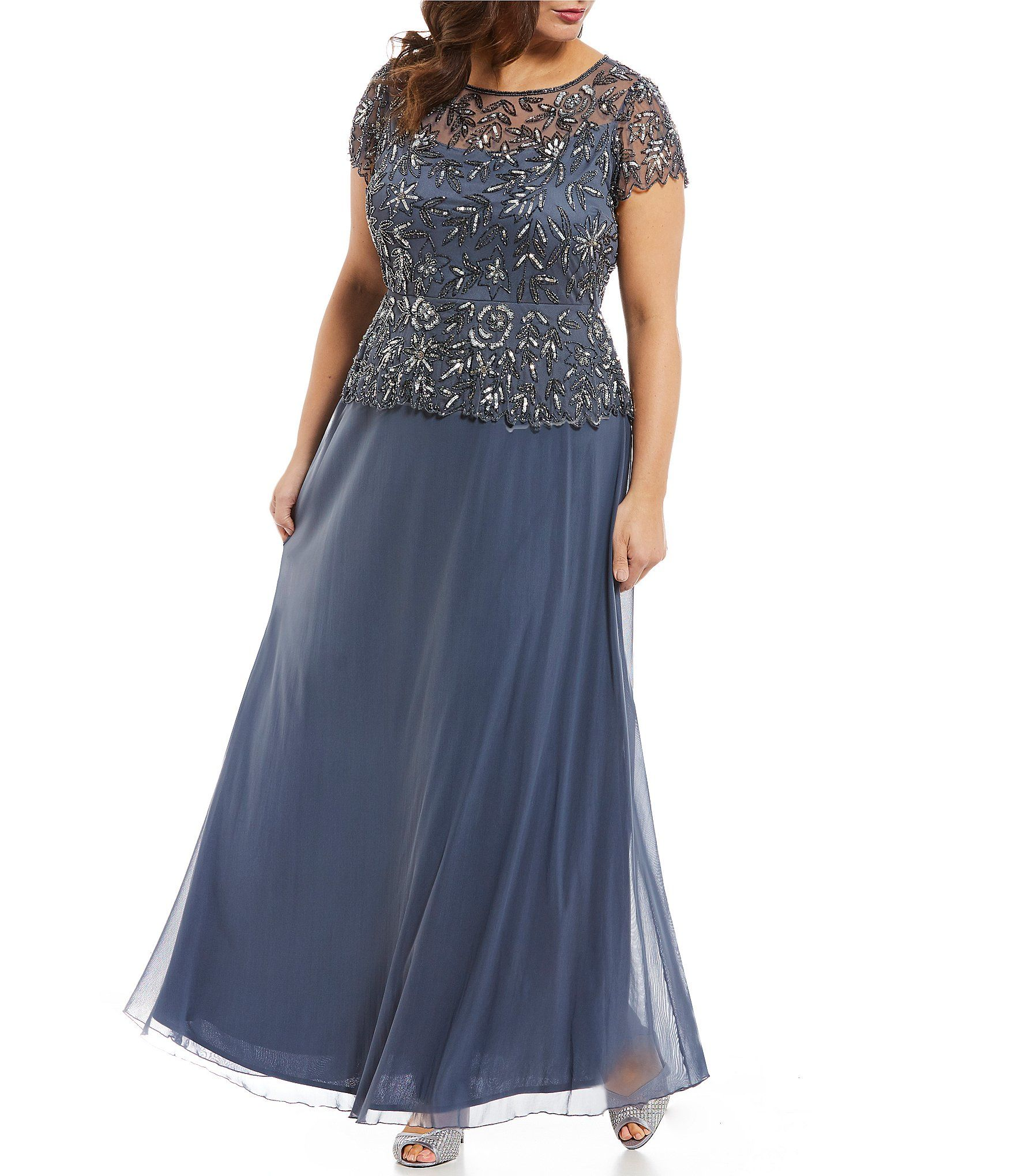 Dillards Plus Size Mother Of The Groom Dresses – DACC