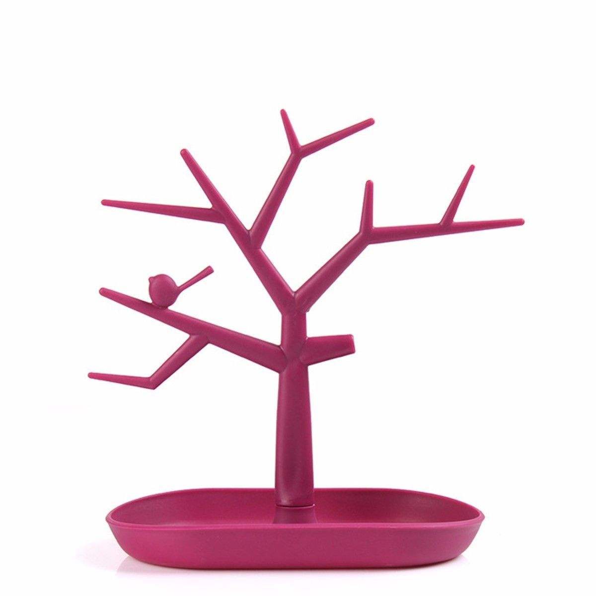 Tree Shape Jewelry Display Stand