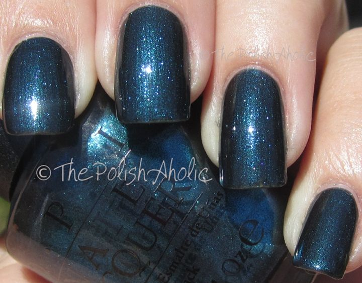 OPI - How You Blue-In