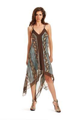 Handkerchief dresses style
