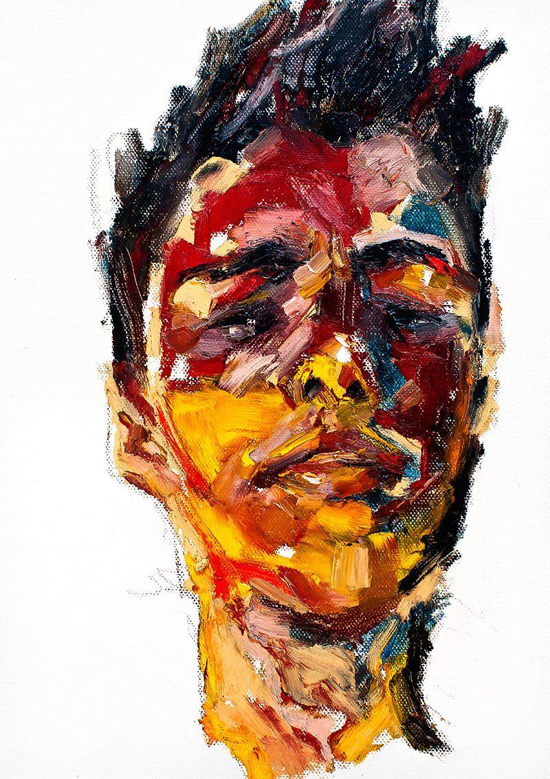 Incredible Oil Painted Portraits By Korean Painter Jaeyeol