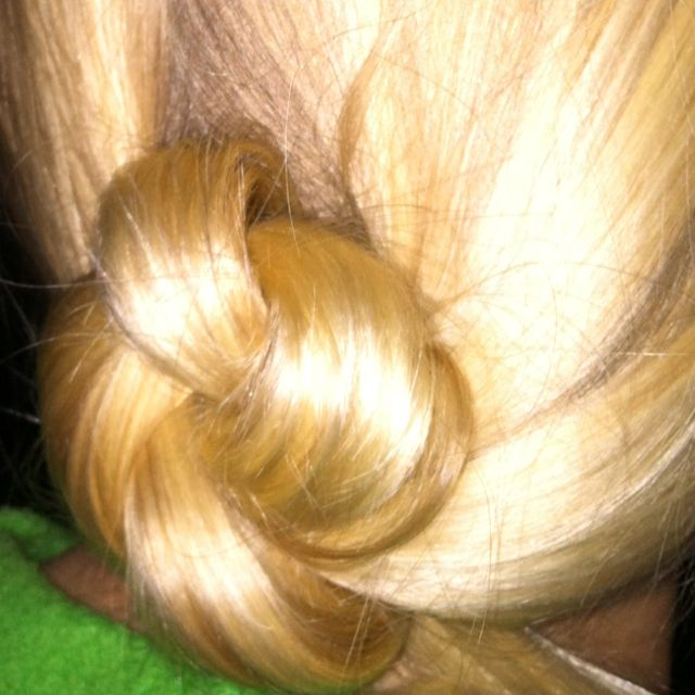 Wedding Hair Color Ideas: Pin By Tracy Holbert On Wedding, Hair Color,updos