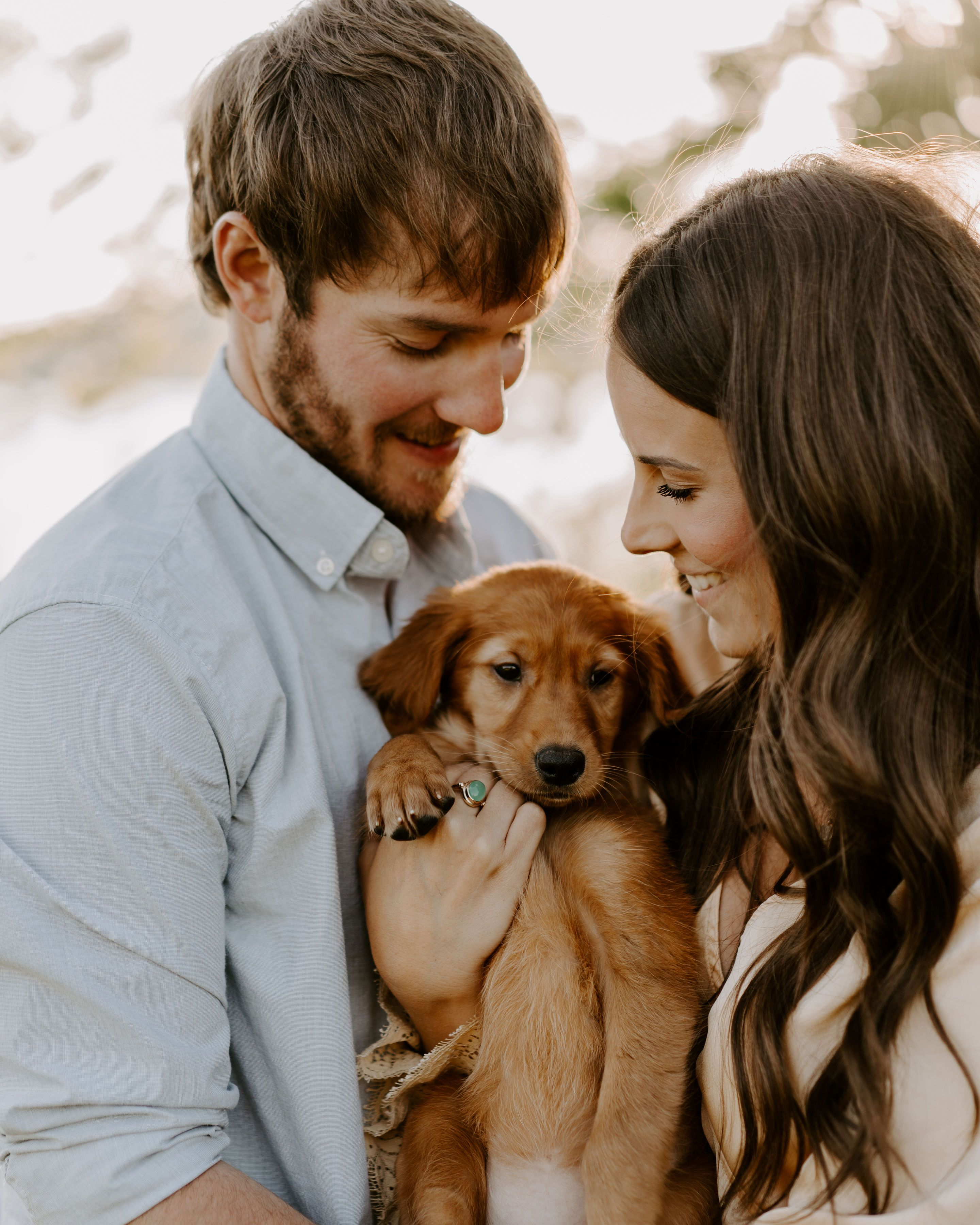 Couples Pictures With Puppy Avery Brian Dog Photoshoot Family Pet Photography Dog Family Pictures