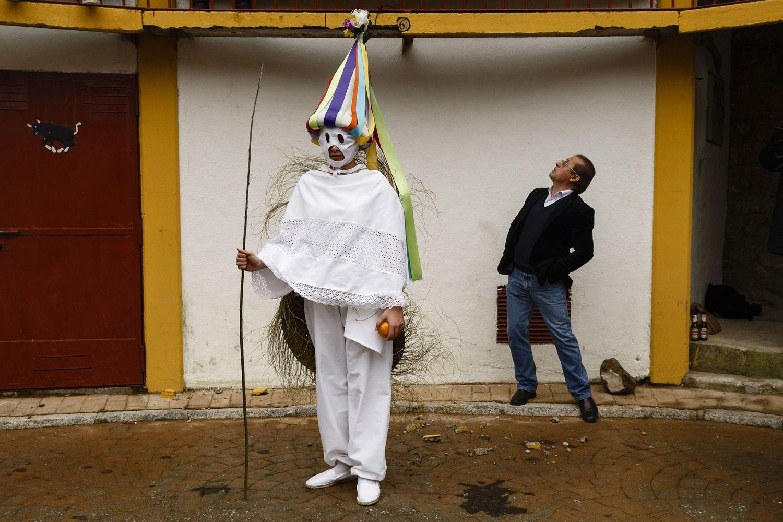 Zarramache | Daniel Ochoa de Olza/AP