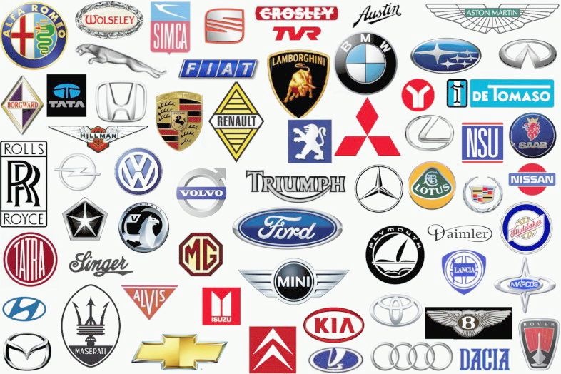 How Many Of These Pricy European Cars You Actually Know Car Symbols Car Logos Sports Car Logos