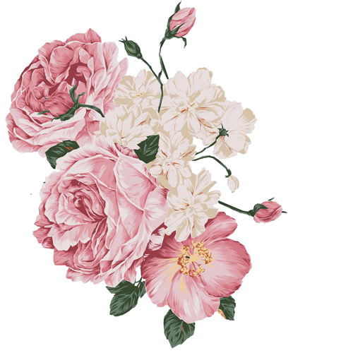 Pin By Costanza Carbone On Art Roses Flower Drawing Flower Art Flower Clipart