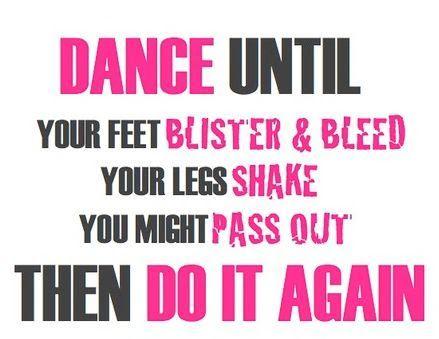 Inspirational Dance Quotes Mesmerizing 60 Inspirational Dance Quotes About Dance Ever  Inspirational