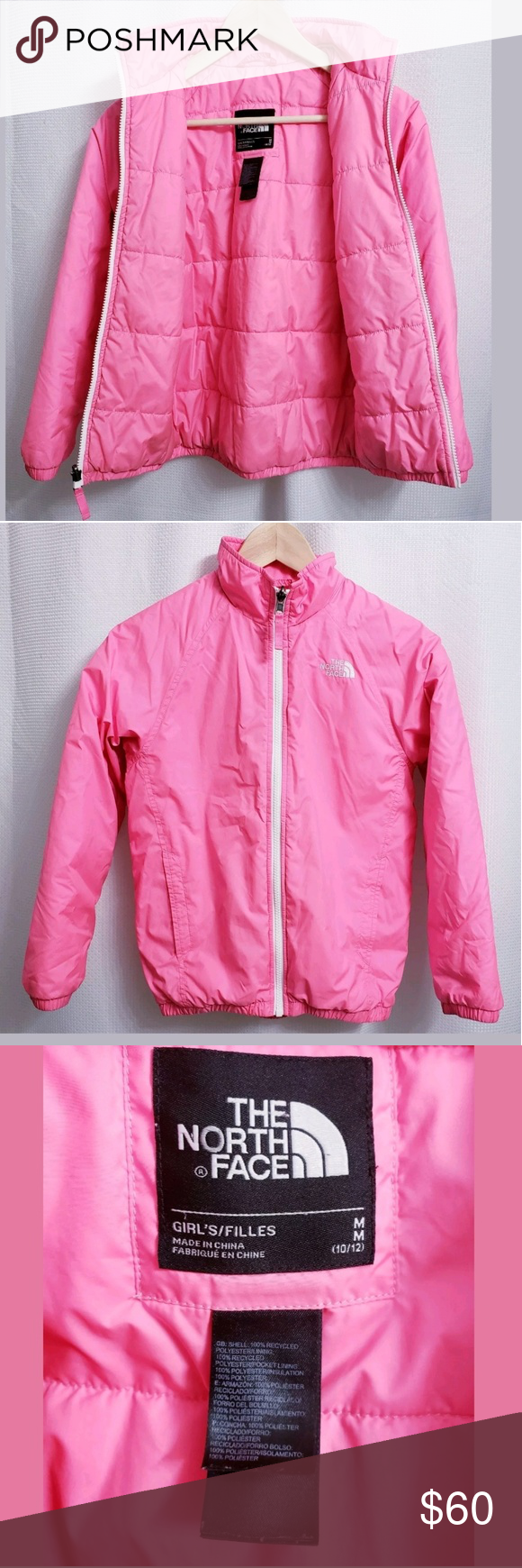 The North Face Hot Pink Puffer Jacket Sz Medium 10 This Is A The North Face Hot Pink Puffer Jacket Sz Medium 10 North Face Jacket Clothes Design Puffer Jackets [ 1740 x 580 Pixel ]