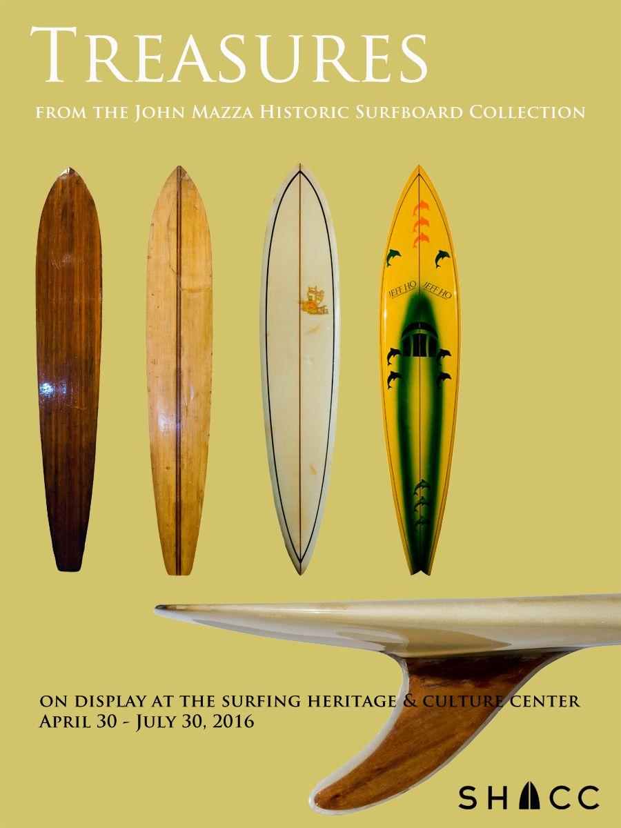 Surfing Heritage & Culture Center Surfing, Surfboard