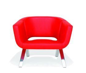Kusch+Co 8080 Porsche Design Studio Sessel in Rot | Der Herbst wird ...