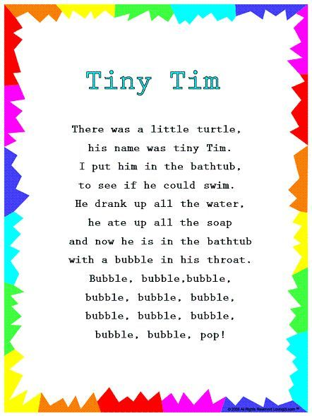 Baby Turtle Nursery Rhyme ~ TheNurseries