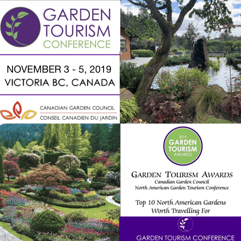 2019 North American Garden Tourism Conference Tourism Garden
