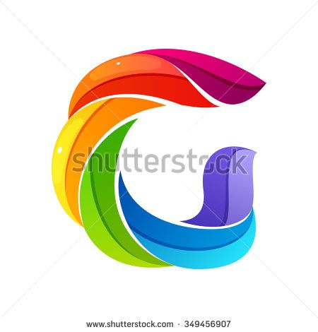 G letter logo formed by twisted lines font style vector design g letter logo formed by twisted lines font style vector design template elements for spiritdancerdesigns Choice Image