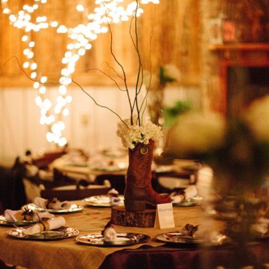 Cowboy Weddings Ideas: Western/cowboy Wedding Ideas