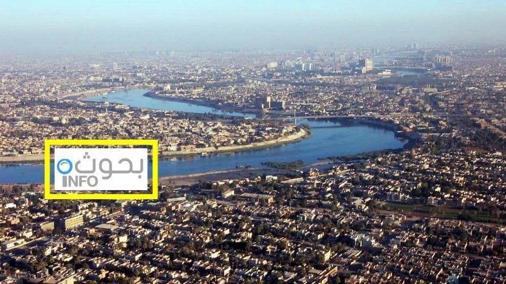 تاريخ بغداد كيف بنيت ولماذا سميت بهذا الإسم وأهم الأحداث التي شهدتها Airplane View Scenes River