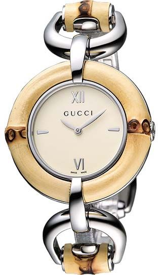 b348f62ed09 YA132404 - Authorized Gucci watch dealer - Ladies Gucci Bamboo ...