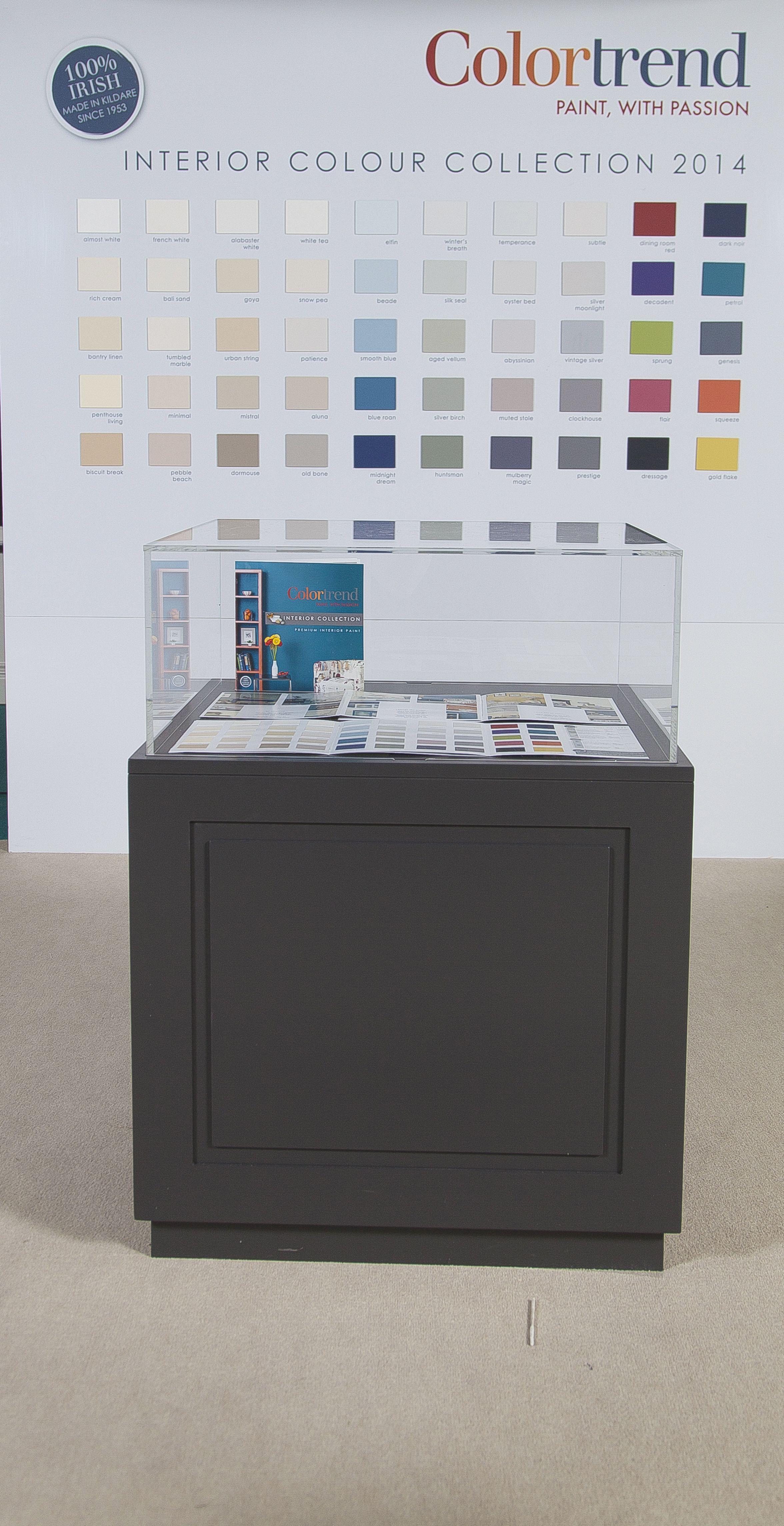 The Colortrend Interior Design Forum   2014 Colour Palette U0026 Card Unveiled!