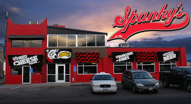 Spanky S Lubbock Tx One Of The Few Times That The Word