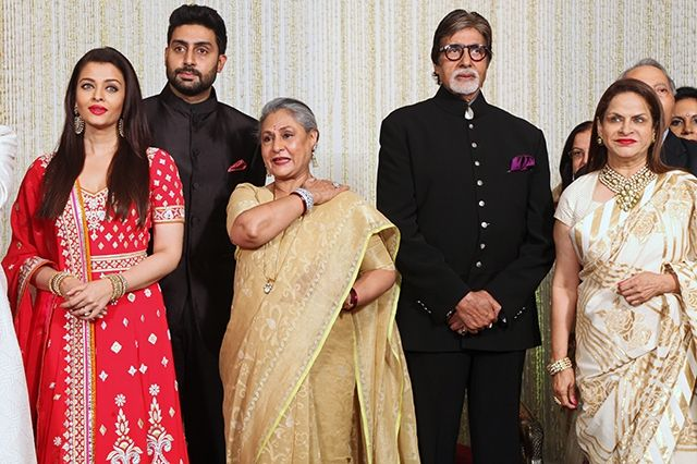 Bollywood Bride Naina Bachchan And Kunal Kapoor S Mumbai Wedding Reception Shaadi Belles India Bollywood Wedding Indian Wedding Inspiration Mumbai Wedding