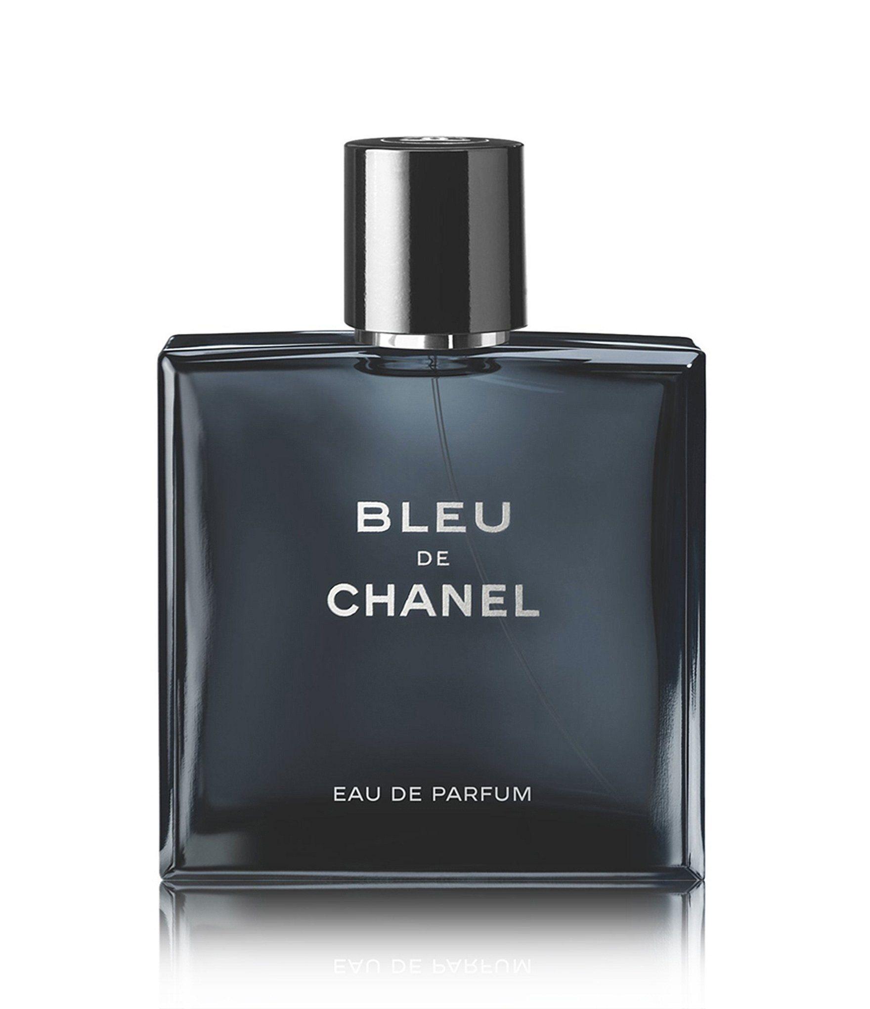 chanel blue herrparfym