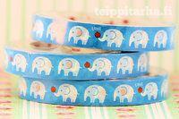 Suloiset elefantit kuvioteippi