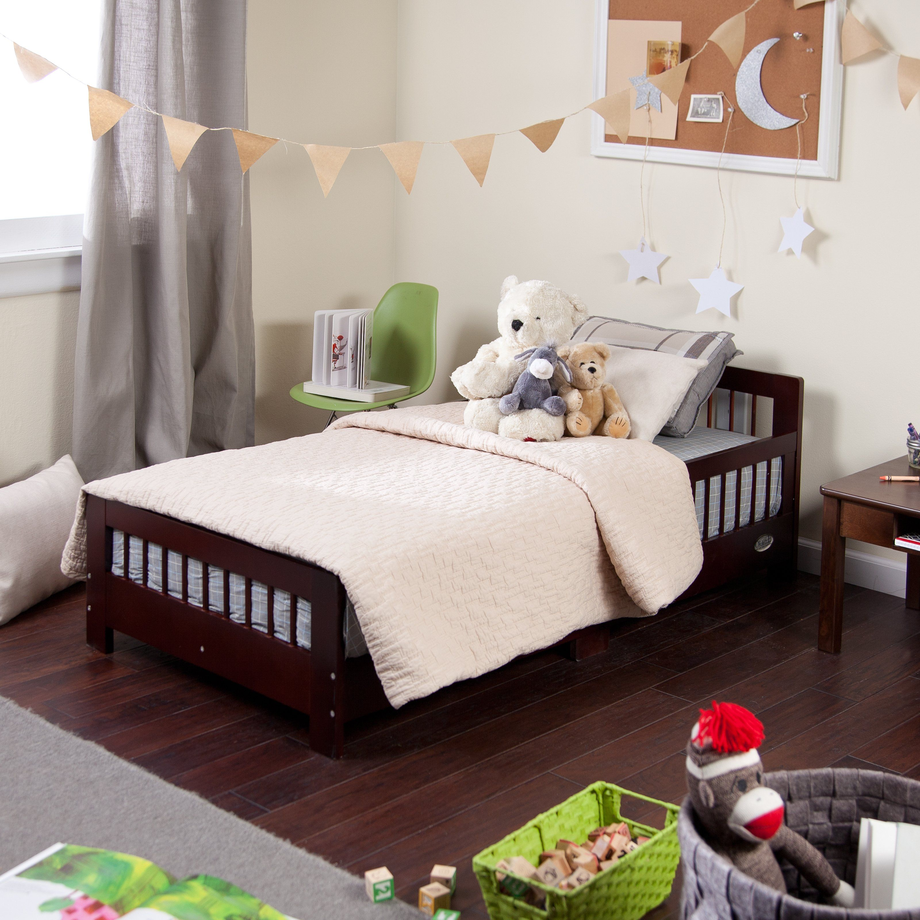 Have to have it. Orbelle Toddler Bed - Cherry $52.01 ...