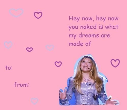 lizzie mcguire | Valentine\'s Day Cards | Pinterest | Funny cards