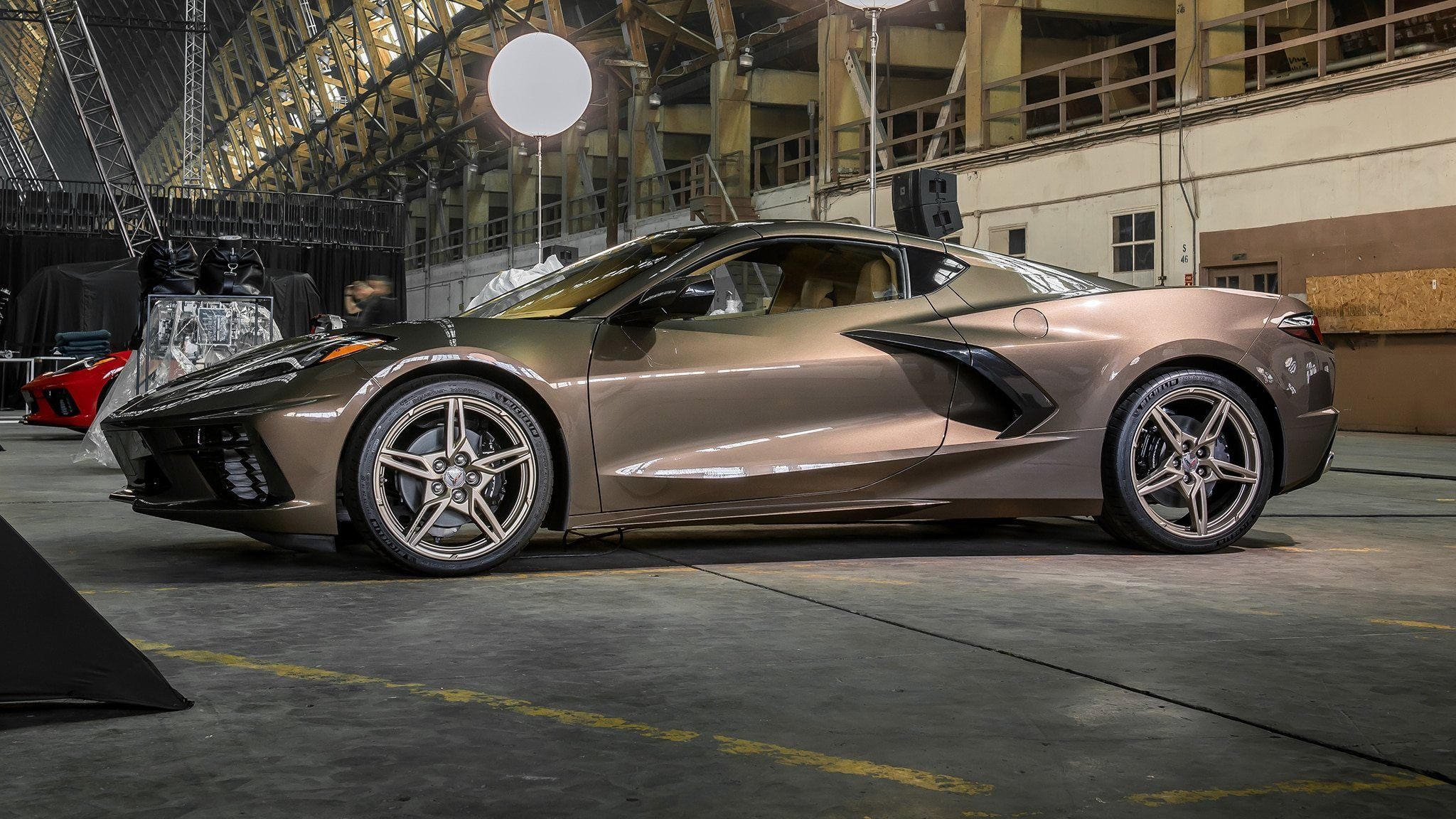 2021 Corvette Z07 Exterior and Interior in 2020   Corvette ...