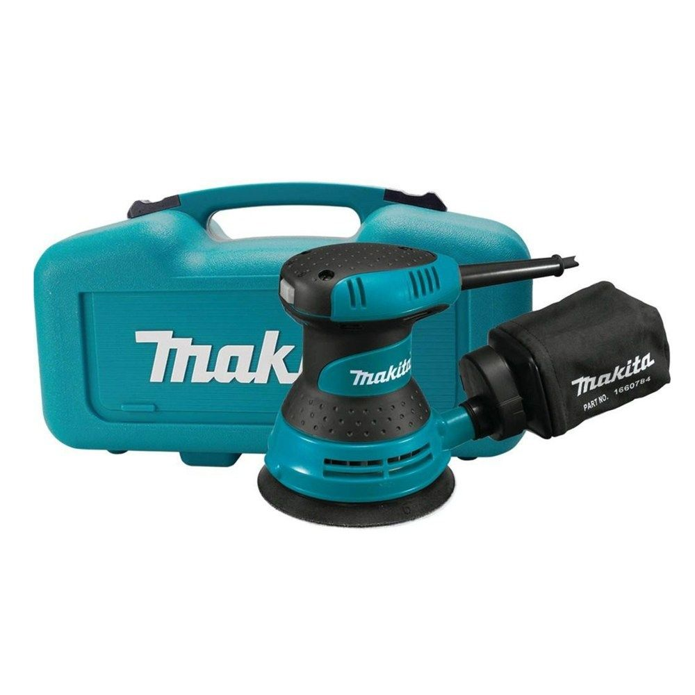 Makita Palm Grip Sander With Dust Bag And Hard Case Best Random Orbital Sander Craftsman Power Tools Tool Case