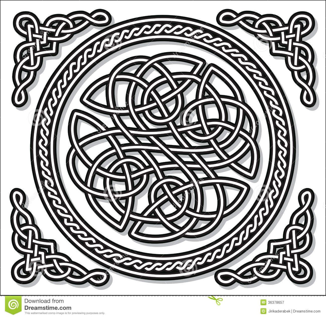 celtic love knot designs | Royalty Free Stock Photography: Celtic ...