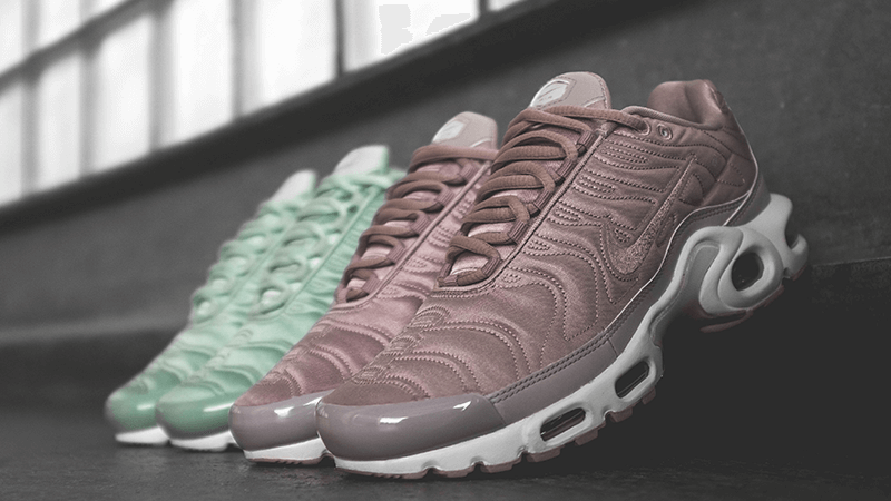 0a7720aab1f6ff Two Sick Colourways In The Nike Air Max Plus Satin Pack QS