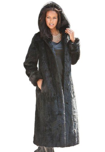 Roamans Faux Fur Coats