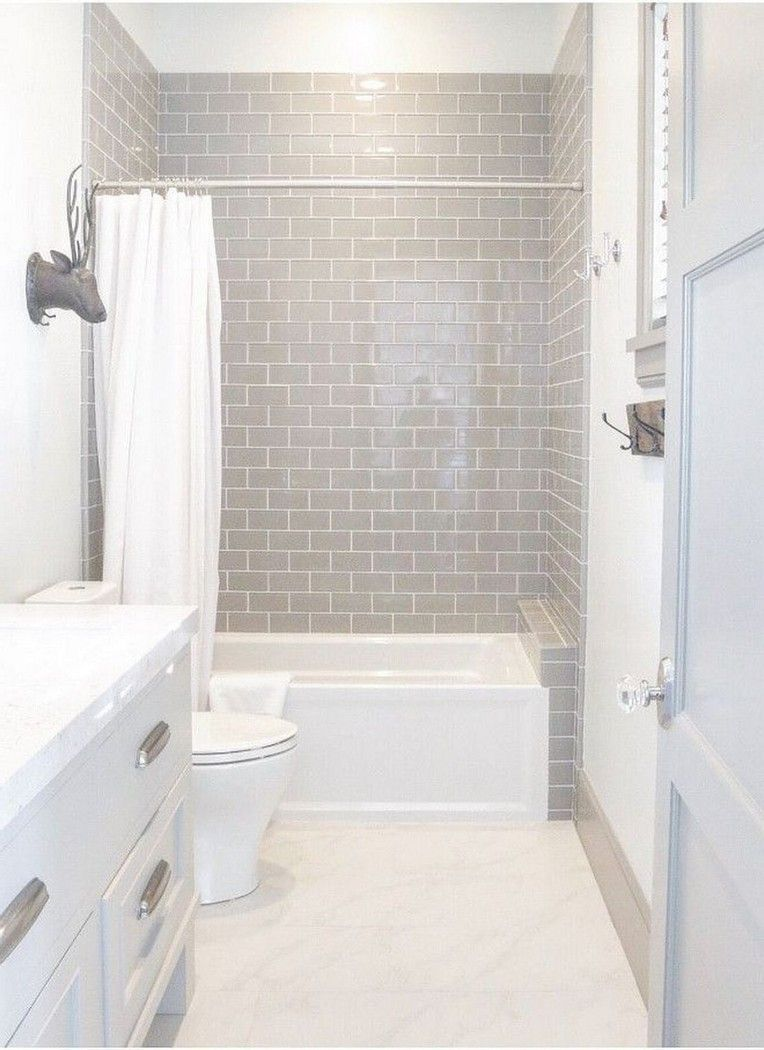 Nice 30 Small Master Bathroom Makeover Ideas Low Budget Https Kidmagz Com 30 Small Mas Small Bathroom Makeover Bathroom Remodel Shower Bathroom Remodel Cost