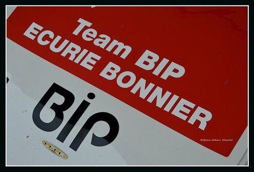 Team BIP - Ecurie Bonnier - Banco Intercontinental Português 1972 / 1973. Lola T292.