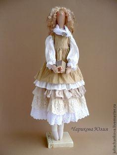 Как сшить куклу в стиле бохо фото 14